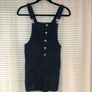 H&M Divided Short Overalls